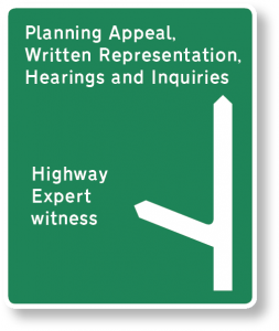 Jon Pearson Transport and Highway Consultant is available as an expert highway witness