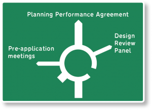 Jon Pearson Transport and Highway Consultant can compile your Planning Performance Agreement