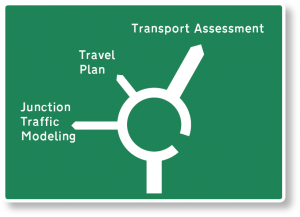 Jon Pearson Transport and Highway Consultant can compile your Transportation Assessment