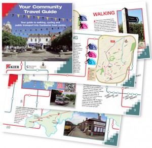 Welcome Pack by Travel Plan Coordinator Jon Pearson of jp-transport-highway-consultant.co.uk